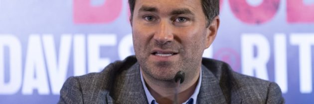 Hearn: Ruiz-Joshua 2 will be one of the biggest heavyweight fights of all time
