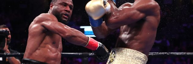 Pascal wins bizarre upset over Browne by technical decision