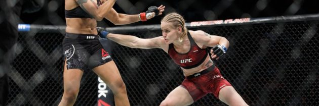 Shevchenko Plans To Clear Out Flyweight Before Fighting Nunes Again