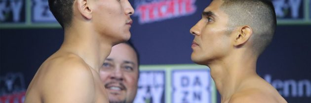 Ortiz-Orozco: Live coverage, 7 pm ET