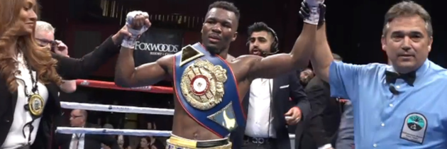 Clary wins, Napoleon-Espinosa retains title on Broadway Boxing
