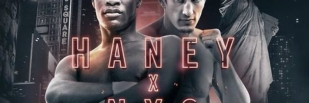 Haney-Abdullaev official for September 13th in New York