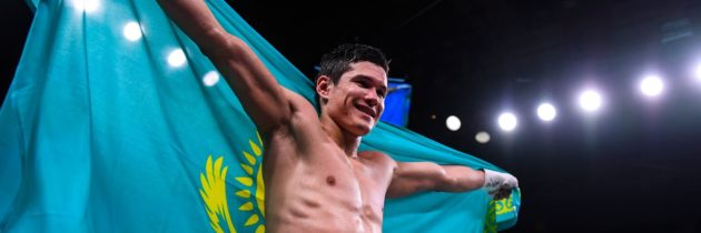 Yeleussinov, Akhmadaliev among early winners in New York