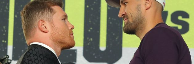 Canelo-Kovalev presser reveals many things from fighters, promoters, and DAZN