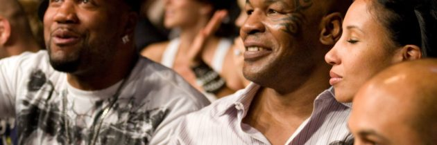 Midnight Mania! Who's Mike Tyson's Favorite UFC Fighter?
