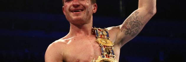 Davies Jr: I'm too big and strong for Ritson