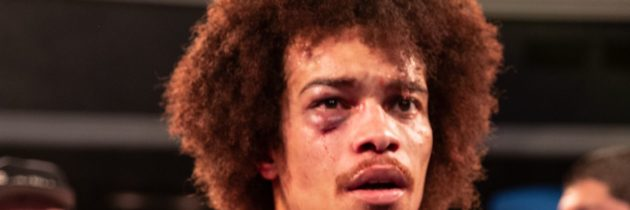 Cobbs looking to make big impression on boxing fans