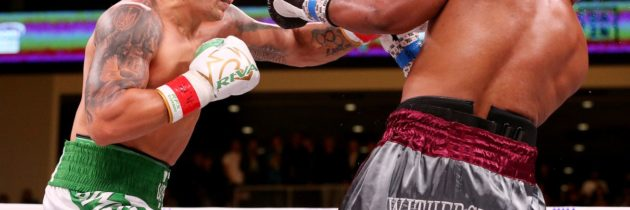 Usyk wins heavyweight debut in seven rounds