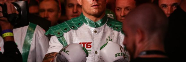 What's next for Usyk after win in heavyweight debut?