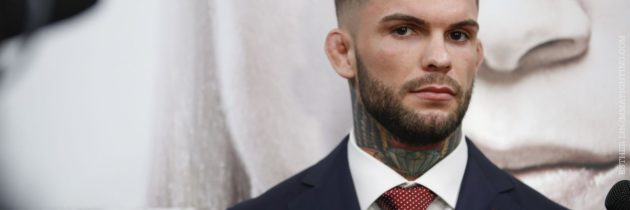 Garbrandt Looking At March Start To UFC Comeback