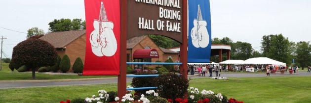 International Boxing Hall of Fame releases 2020 ballots