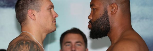 Usyk-Witherspoon: Live coverage, 7 pm ET