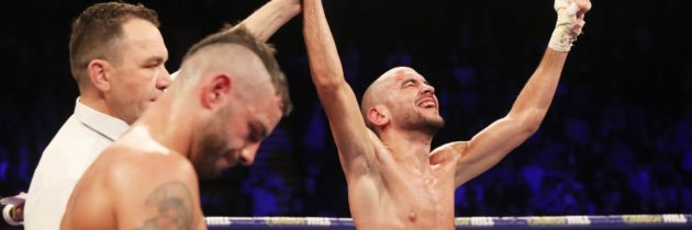 EBU orders Patera to defend against Selby