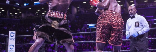 Harrison-Charlo II official for December 21st in Ontario, California
