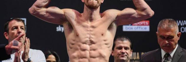 Smith: Canelo has to go through me if he wants 168lb supremacy