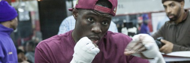 Richardson Hitchins looking to step it up on ShoBox