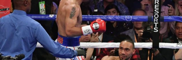 Pacquiao plans spring return, wants Danny or Mikey Garcia
