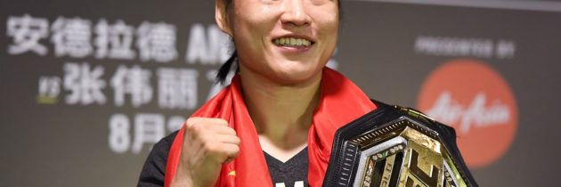Zhang: I'll Finish Joanna Early, Save Her From Damage