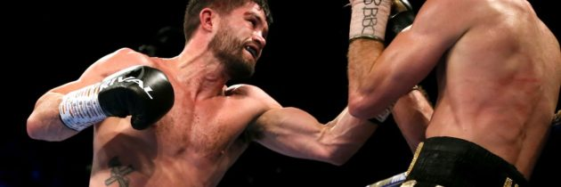 Ryder: A lot of fighters will now think they can beat Smith