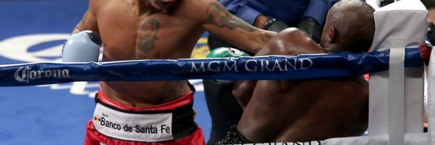 Maidana un-unretires, faces Cali in April 2020
