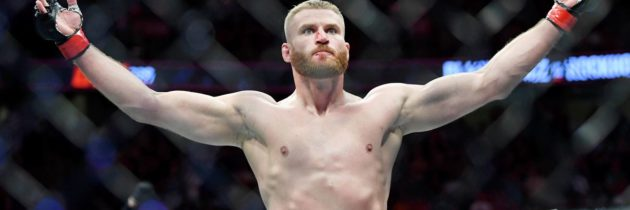 Spoiled Debut! Blachowicz Outlasts 'Jacare' In Sao Paulo