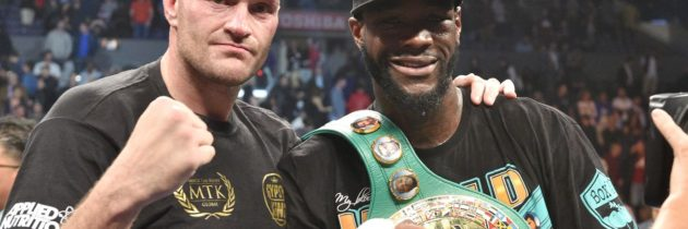 Wilder-Fury 2 officially announced for Feb. 22, joint FOX/ESPN+ PPV