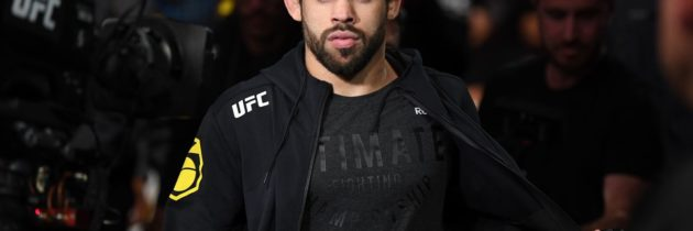 Barao, Carmouche Released By UFC