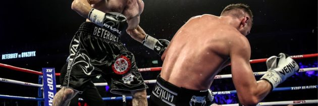IBF orders purse bid for Beterbiev-Meng