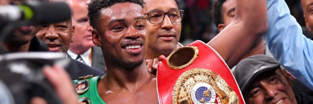 Spence planning return in 'May or June,' names Pacquiao, Crawford, Garcia as possible foes