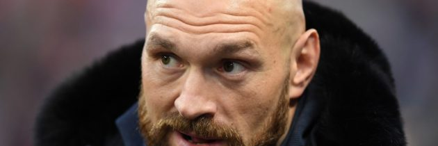 Fury: I'd love to have Joshua in camp