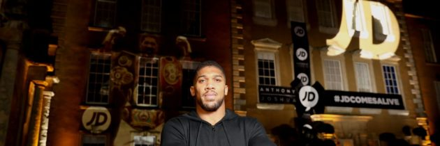Joshua says sparring Fury will only aid in beating him later