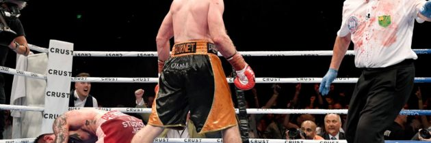 Horn avenges knockout loss with majority decision over Zerafa