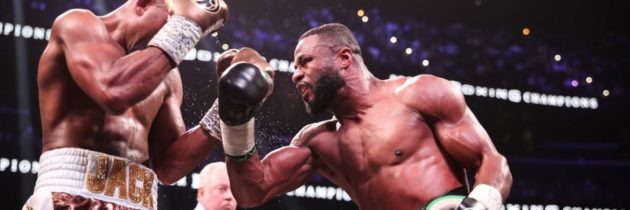 Pascal wins controversial split decision over Jack in exciting fight