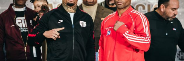 Davis and Gamboa both confident for Showtime main event