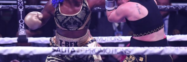 Shields: I don't think Laila Ali could beat me in her prime