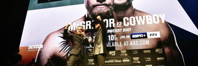 Midnight Mania! Watch UFC 246 Pre-Fight Presser Highlights