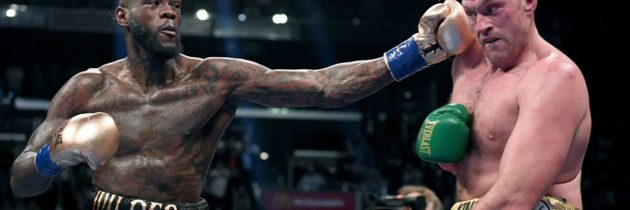 Wilder's Coach Predicts 'Quick And Emphatic' KO In Fury Rematch