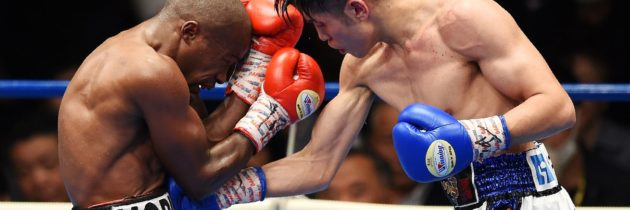 Japanese Boxing Commission suspends all events in March