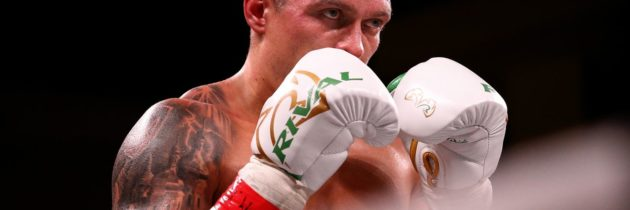 """Usyk-Chisora """"a done deal"""" for May 23rd in London"""