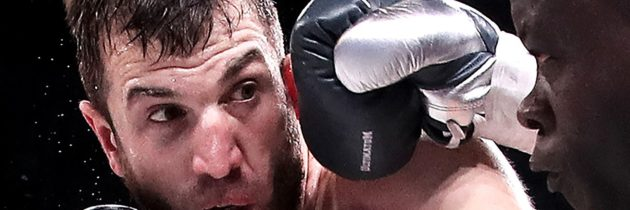 Wallin injured, Browne to face Davtaev on March 28th
