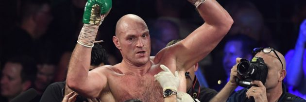 Pros react to Fury's dominant win over Wilder