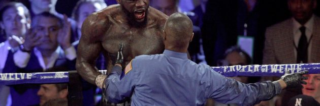 After loss to Fury, Wilder will have to prove himself again