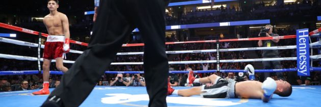 Highlights: Garcia and Linares score big knockouts to set up summer showdown