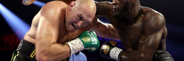 Wilder plans to exercise clause for third fight with Fury