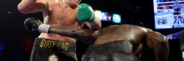 Rankings (Feb. 25, 2020): Fury unquestioned as top heavyweight