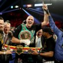 WATCH: Fury sings 'American Pie' after stopping Wilder