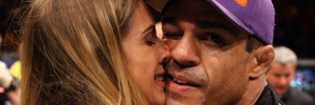 MMA Fighters Bring The Love On Valentine's Day