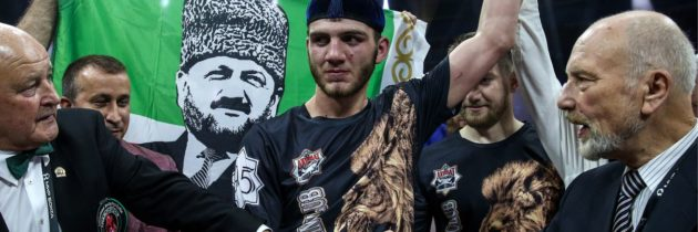 Top Rank signs light heavyweight contender Salamov, eyes summer debut