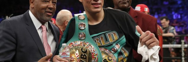 "Benavidez-Truax ""set"" for April 18th on Showtime"