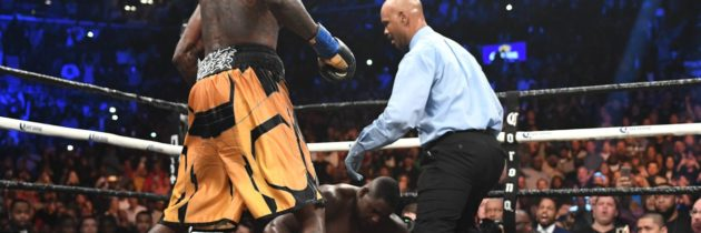 Video! These Wilder Knockout Highlights Should Have Fury Shook